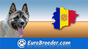 Find a dog breeders in Andorra