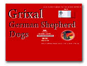 Grixal German Shepherd Dogs