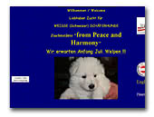 from Peace and Harmony White Swiss Shepherd Dogs