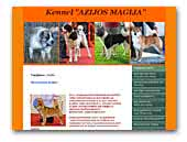 Kennel 'Azijos Magija'
