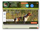 Don Field Spirit kennel