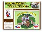 FCI Britcherst Dog Kennel