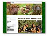Sandevito Dogue de Bordeaux kennel