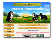 Alpen Family Bernese Mountain Dog