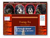 Tseng-To tibetan mastiff kennel