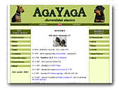 Airedale Terriers kennel AgaYaga