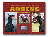 Ardens dobermann kennel