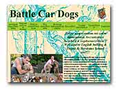 Battle Car  Dogs