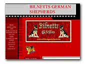 Bilnetts German Shepherds