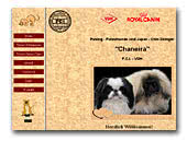 Japan Chin und Pekingese Kennel - Chaneira VDH/FCI