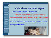 Chihuahuas of Black Forest
