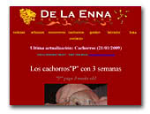 De la Enna Retrievers