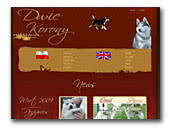 Dwie Korony (Two Crowns) Siberian Huskies