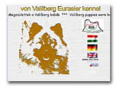 von Valilberg Eurasier kennel