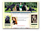 Kennel of Wheaten terrier and Black terrier Franko Valada's