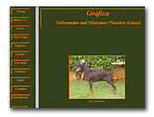 Dobermann Kennel Grafixa