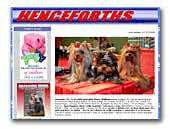 Henceforths Yorkshire Terrier News