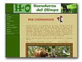 Chihuahua Herederos del Olimpo