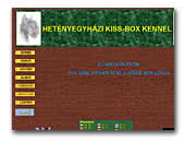 Hetényegyházi Kiss-Box Kennel