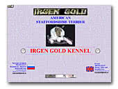 Irgen Gold kennel - American Staffordshire Terrier