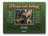 English Bulldogs La Grande Grifo