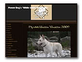 White Swiss Shepherd Dogs Kennel Power Dog's