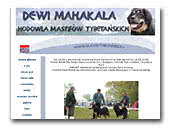 Dewi Mahakala Tibetan Mastiffs kennel