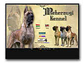Méherzugi Great Dane kennel