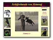 German Shepherd Dogs von Metunaj