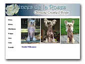 Chinese Crested Dog Kennel Princes de la Roses