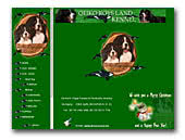 Qeiko Roys Land Kennel Bernese Mountain Dogs