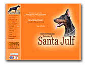 Dobermanns and Miniature Pinschers kennel Santa Julf