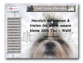 Shih Tzu Kennel VDH / FCI from Silver Ghost