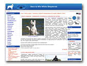 White Shepherds Born to Win