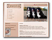 Bernese Mountain Dogs Kennel z Peruckých lesů