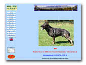 German Shepherd Dogs z Vetrovej luky
